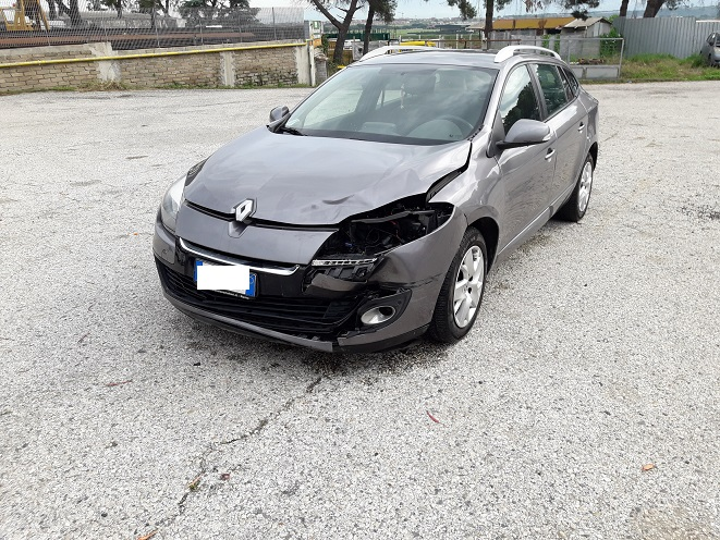 Renault Megane Sportour 1.5 dci 110cv anno 08-2012