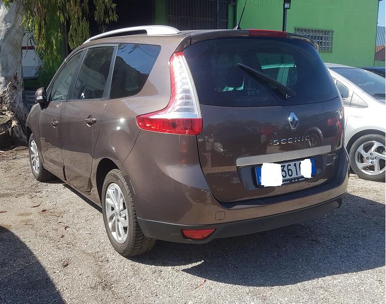 Renault Scenic 1.5 dci 110cv anno 04-2015