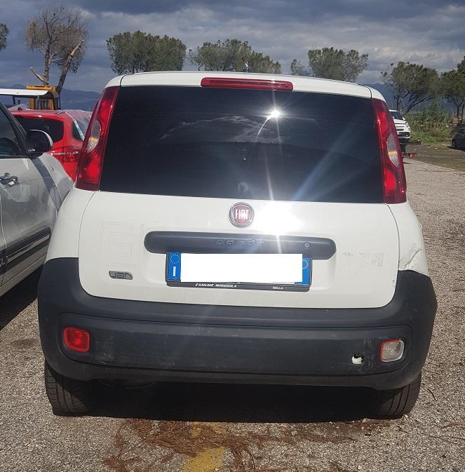 Fiat Panda Van 1.3 mjet 75cv anno 08-2015