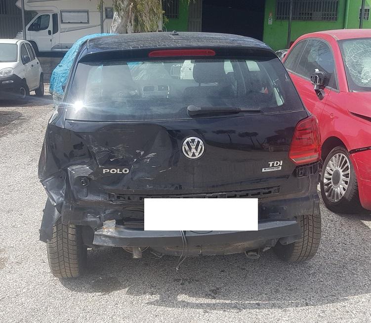 Volkswagen Polo 1.4 tdi Bluemotion 75cv anno 05-2015