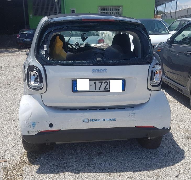 Smart ForTwo 1.0 benzina 70cv anno 03-2018