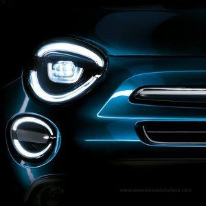 Prime informazioni tecniche su Nuova Fiat 500X Sport