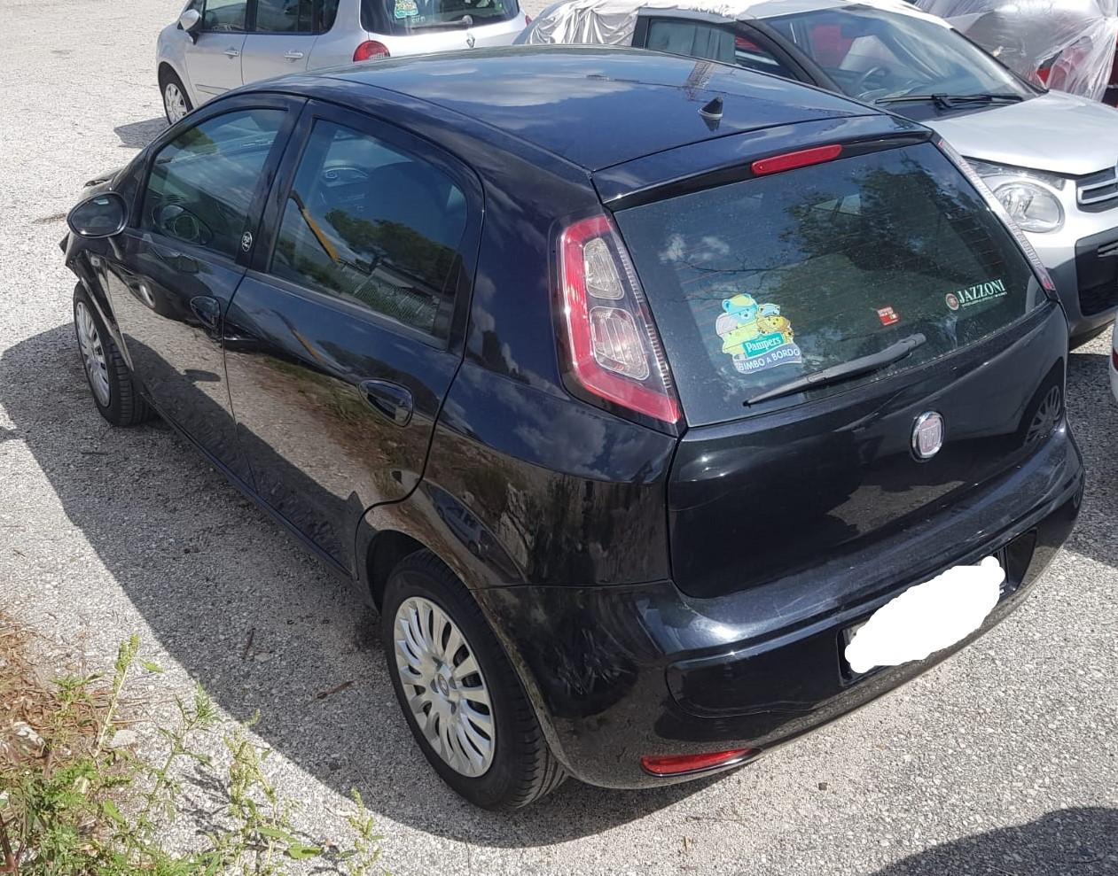Fiat Punto Evo 1.3 mjet 75cv anno 07-2011