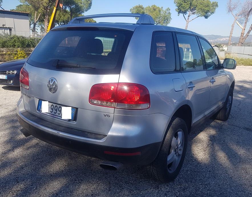 Volkswagen Touareg 3.2 benzina/GPL 220cv anno 07-2004