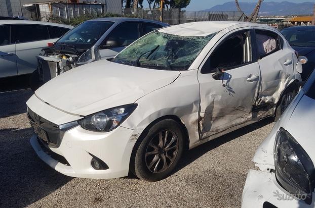 Mazda 2 1.5 cdi 105cv anno 12-2017