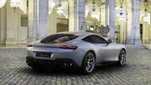 """Ferrari Roma, presentata la nuova coupè Maranello """"Nasce la Ferrari Roma, una coupé per vivere """"la dolce vita"""" della Capitale"""""""