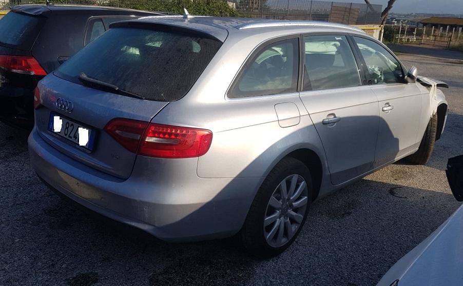 Audi A4 Avant 2.0 tdi 150 cv anno 09-2015