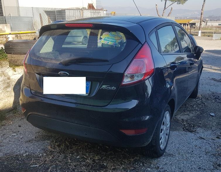 Ford Fiesta 1.2 benzina/GPL 60cv anno 02-2016