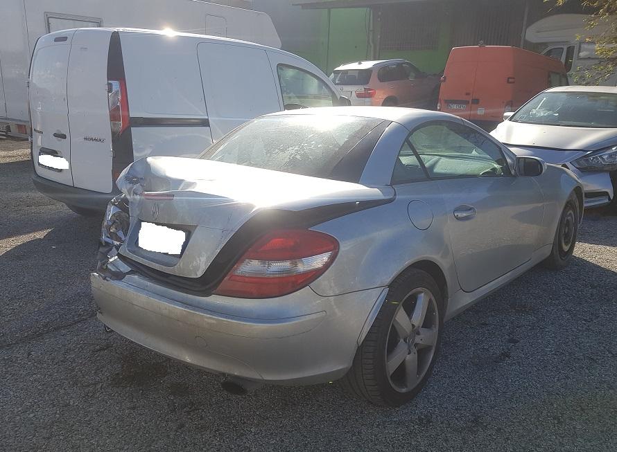Mercedes Slk 200 Kompressor 163cv anno 05-2004