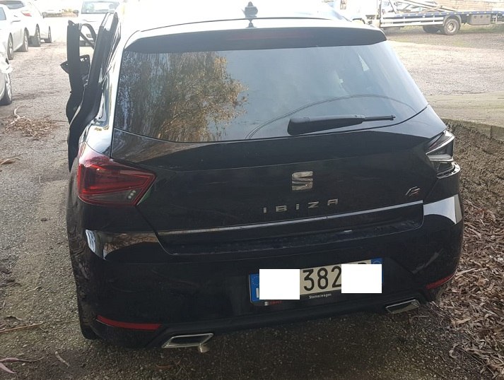 Seat Ibiza 1.0 benzina 115cv anno 05-2019