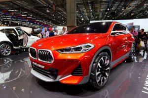 BMW X2 auto del momento