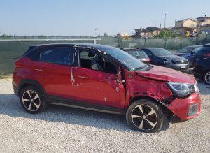 Gli incidenti automobilistici negli ultimi anni